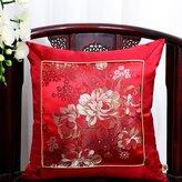DBGHFIO New clssicism Striped Stin Pillow/wist cushion /Pillowcses