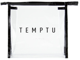Temptu Signature Clear Makeup Bag - Medium