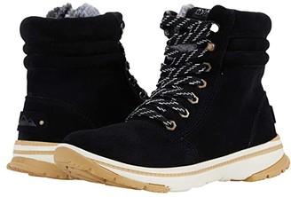 Roxy Aldritch (Black) Women's Boots