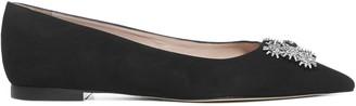 Stuart Weitzman Kelsey Flat Flat Shoes