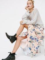 Free People Shakedown Town Maxi Skirt