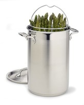All-Clad Stainless-Steel Asparagus Pot