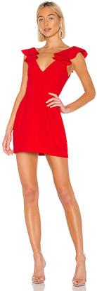 Amanda Uprichard Gimlet Dress