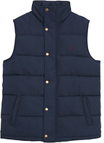 Joules Trail Padded Gilet, Navy
