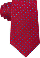Tommy Hilfiger Men's Oxford Dot Tie