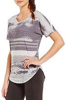 Lucy Final Rep Short-Sleeve Top