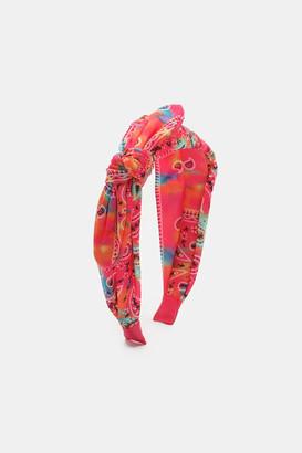 Ardene Bandana Bow Headband