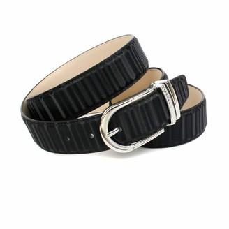 Anthoni Crown Women's Ledergurtel Belt
