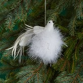 Bloomingdale's Feather Bird Ornament - 100% Exclusive