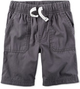 Carter's Grey Shorts, Toddler Boys (2T-4T)