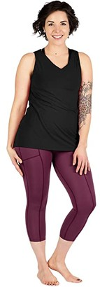 SkirtSports Skirt Sports All-Out Tank (Black) Women's Clothing