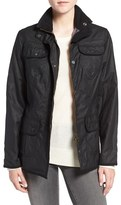 Barbour Women's Waxed Cotton Utility Jacket