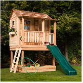 Outdoor Living Today Little Squirt Playhouse with Sandbox Playhouse Type: With Sandbox