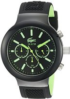Lacoste Men's 2010811 BORNEO Analog Display Quartz Watch