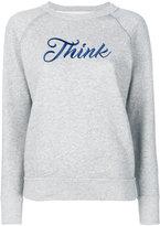 Etoile Isabel Marant Loby sweatshirt - women - Cotton/Polyester/Viscose - 36