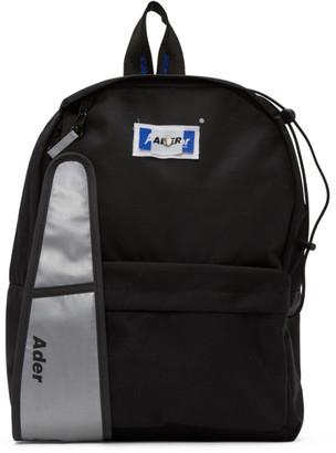 Black Rivet ADER error Label 2Way Backpack