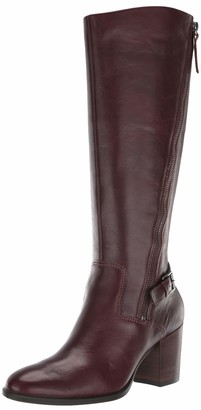 Ecco Women's Shape 55 Stacked Heel Tall Knee High Boot