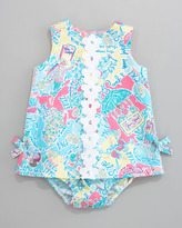 Lilly Pulitzer In the Beginning Shift Dress