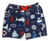 Hatley Baby's Graphic Printed Swim Shorts