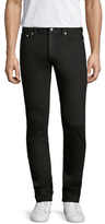 BLK DNM Solid Straight Jeans