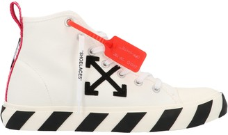 Off-White Arrows High-Top Sneakers