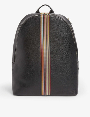 Paul Smith Ps Striped Back Pack