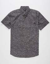 Rusty Impressions Mens Shirt