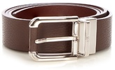 Dunhill Classic Avorities grained-leather belt