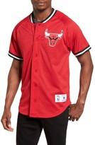 Mitchell & Ness Men's Nba Chicago Bulls Mesh Shirt