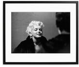 Sonic Editions Marilyn in Fur (Framed)
