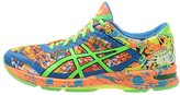 Asics Gelnoosa Tri 11 Competition Running Shoes Hot Orange/green Gecko/electric Blu