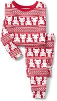 Gap Bear fair isle sleep set