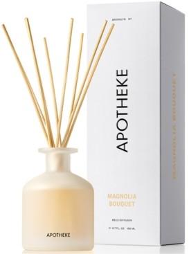 APOTHEKE Magnolia Bouquet Reed Diffuser, 6.7-oz.