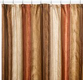 Manor Hill Sierra Copper Fabric Shower Curtain