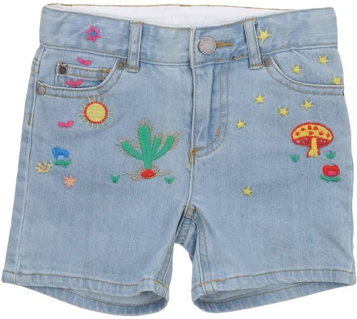 Stella McCartney Denim shorts - Item 42614441