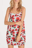 Billabong Floral Printed Sleeveless Dress
