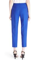 Lanvin Slim Wool Pants