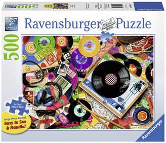 Ravensburger Viva Le Vinyl Large Piece Format - 500 Piece