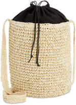 INC International Concepts I.n.c. Sabriina Drawstring Crossbody, Created for Macy's