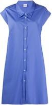 Aspesi Boxy-Fit Shirt Dress