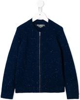 Bonpoint knitted bomber jacket