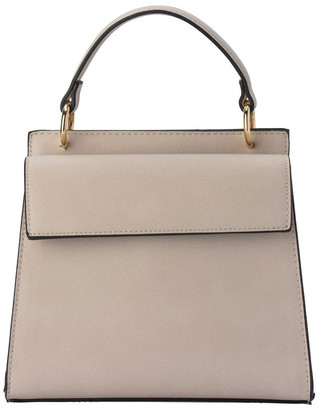 Olga Berg OB1667 Veronica Top Handle Clutch Bag