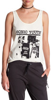 Eleven Paris ELEVENPARIS Sonic Youth Tank