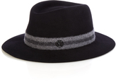 Maison Michel Andre wool-felt hat