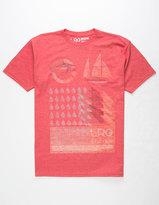 Lrg Life Aquatic Mens T-Shirt