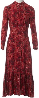 Borgo de Nor Red Dress for Women