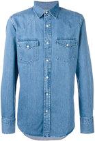 Tom Ford button-up denim shirt - men - Cotton - 41
