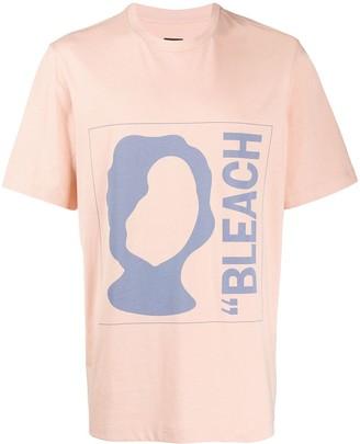 Oamc graphic print T-shirt