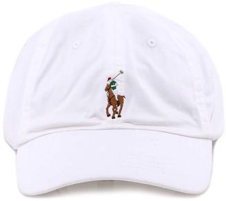 Polo Ralph Lauren Logo Embroidered Cap