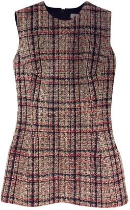 Christian Dior Multicolour Tweed Tops
